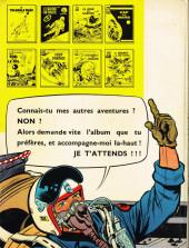 Verso de Dan Cooper (Les aventures de) -9- 3 Cosmonautes