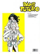 Verso de Dani Futuro -7- Le magicien de l'espace