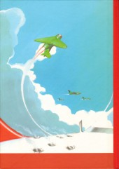 Verso de Bill Cosmos -2HS1- The first book of Bill Cosmos the last adventurer