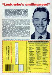 Verso de Supernatural Thrillers (Marvel - 1972) -6- The Headless Horseman Rides Again!