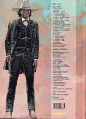 Verso de Blueberry -8e2001- L'homme au poing d'acier