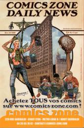 Verso de Secret Wars : Avengers -1- Les experts