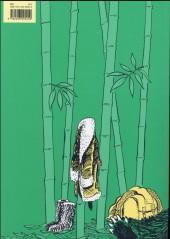 Verso de Jeanne Picquigny (Une aventure de) -4- La paresse du panda