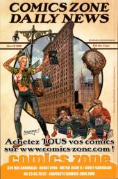 Verso de Secret Wars : Civil War -11/2- Pourparlers