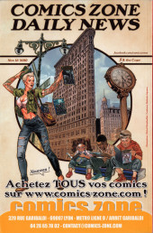 Verso de Secret Wars : Marvel Zombies -1- Voyage au cœur de la misère