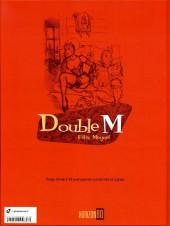 Verso de Double M - Tome HS2