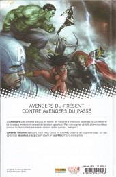 Verso de Avengers (Marvel Now!) -5- Planète Vagabonde