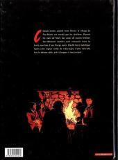 Verso de Le marquis d'Anaon -2- La vierge noire