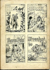 Verso de Akim (1re série) -65- L'ultime carte du chef mystérieux