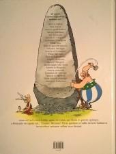 Verso de Astérix (en latin) -22- Asterix et Latraviata
