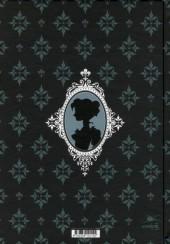 Verso de Milady de Winter - Tome INT