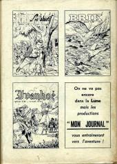 Verso de Akim (1re série) -80- L'île aux loups