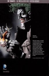 Verso de DC Comics - Le Meilleur des Super-Héros -11- Batman - Killing Joke