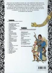 Verso de Thorgal -15d2006- Le Maître des Montagnes