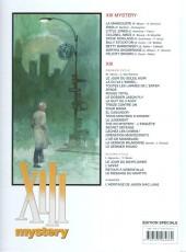 Verso de XIII Mystery -4ES- Colonel amos