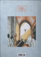 Verso de L'abbaye Cistercienne de La Coudre - L'Abbaye Cistercienne de La Coudre - 200 ans de veille aux portes de Laval