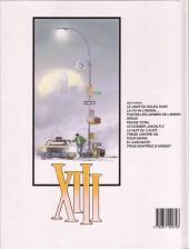 Verso de XIII -10a1995- El Cascador
