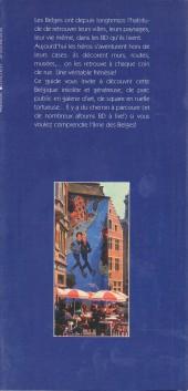 Verso de (DOC) Études et essais divers - Le guide de la Belgique BD