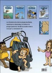 Verso de Plongeurs -4- Des bulots à donf