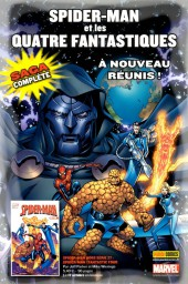 Verso de Marvel Universe (Panini - 2007) -11- Annihilation : Conquête (4)