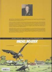 Verso de Michel Brazier -1- La machination