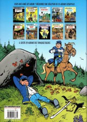 Verso de Les tuniques Bleues -22Ind2016- Des bleus et des dentelles
