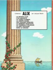 Verso de Alix -3b1972- L'île maudite