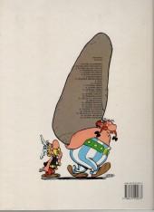 Verso de Astérix (en langues régionales) -10Basque- Asterix legionaria