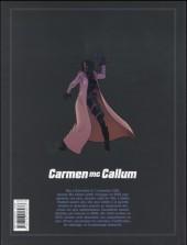 Verso de Carmen Mc Callum -INT4- L'intégrale - Tomes 9 à 12
