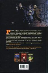 Verso de L'Œil de la Nuit (Lehman/Gess) -3- Le Druide noir