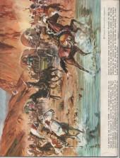 Verso de Rin Tin Tin (Poster) -7- La piste de cripple creek