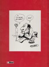 Verso de (DOC) Bande dessinée érotique - Petite histoire de l'Érotisme dans la BD... Des origines à nos jours !...