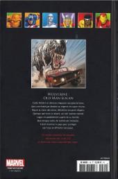 Verso de Marvel Comics - La collection (Hachette) -4955- Wolverine - Old Man Logan