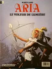 Verso de Thorgal -16duo- Louve