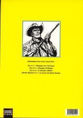 Verso de Tex (Semic) -4- L'attaque du train de Fort Defiance