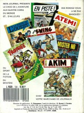 Verso de Akim (1re série) -720- L'Œil de feu