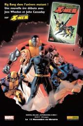 Verso de Marvel Universe (Panini - 2007) -12- Annihilation : Conquête (5)