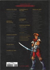 Verso de Lanfeust et les mondes de Troy - La collection (Hachette) -19- Lanfeust Odyssey - Le banni d'Eckmül
