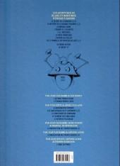 Verso de Blake et Mortimer (Les Aventures de) -INT6- Les 3 Formules du Professeur Satô - Intégrale