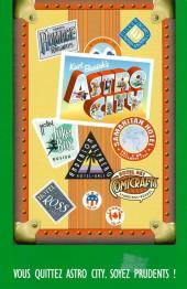 Verso de Astro City -3- Album de famille