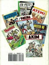 Verso de Akim (1re série) -Rec171- Album N°171 (du n°665 au n°668)