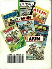Verso de Akim (1re série) -Rec176- Album N°176 (n°662, 667, 668 et 670)