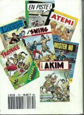 Verso de Akim (1re série) -Rec175- Album N°175 (du n°737 au n°740)