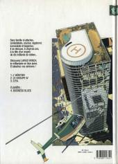 Verso de Largo Winch -2a93- Le Groupe W
