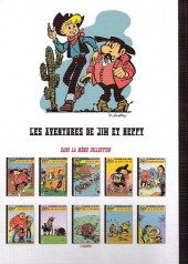 Verso de Jim L'astucieux (Les aventures de) - Jim Aydumien -7- Ne tirez pas sur le shérif