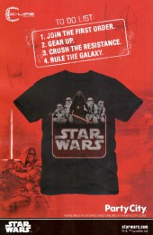 Verso de Star Wars (2015) -14- Vader Down Part 5 of 6