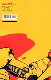 Verso de Paper Girls (Image comics - 2015) -4- Paper Girls