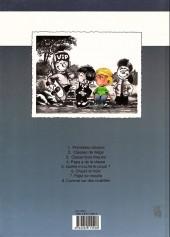 Verso de Cédric -6a1994- Chaud et froid