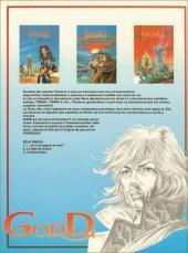 Verso de Gord -3- L'Enfant-Dieu