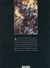 Verso de Chroniques de la Lune Noire -1b1994- Le signe des Ténèbres